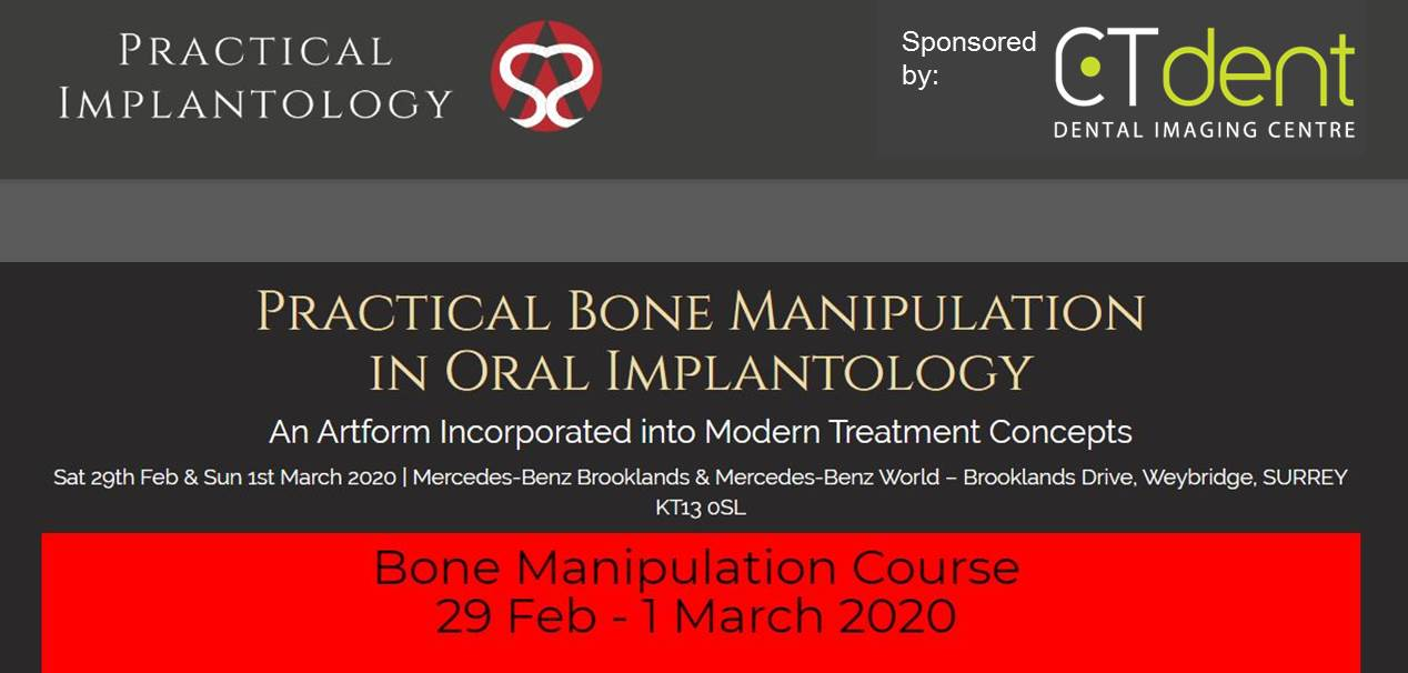 Bone Manipulation event